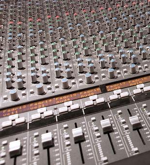 Tapelab, Mixing Desk, Mix Desk, Recording Studio, Mixing Workshop, Faders