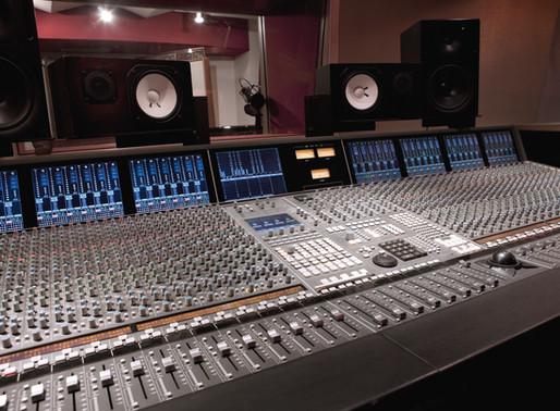 Premiers pas en Studio d'enregistrement