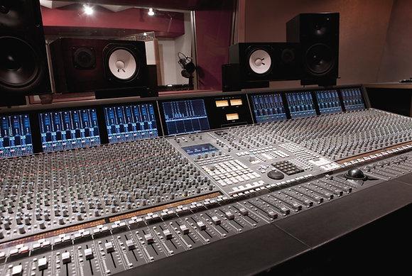 Forfait Mixage Mastering (1 titre)