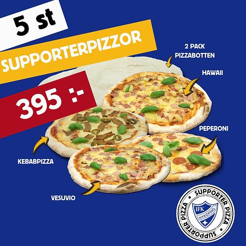 IFK NYKÖPING SUPPORTERPIZZA