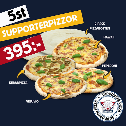 LHC SUPPORTERPIZZA