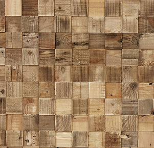 Timberwall - Reclaimed Collection Cube -