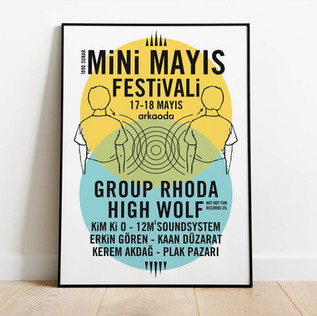 Mini May Fest poster