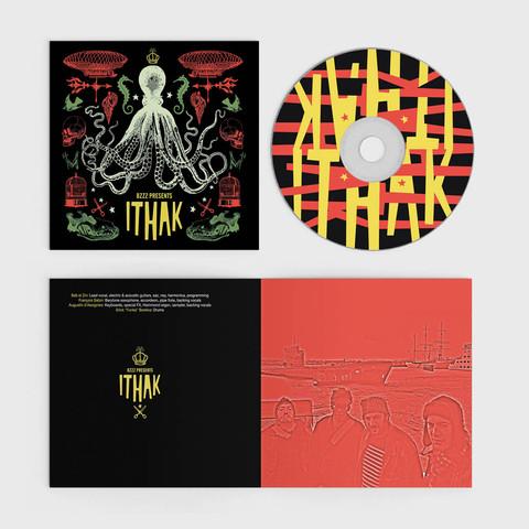 ithak CD album cover