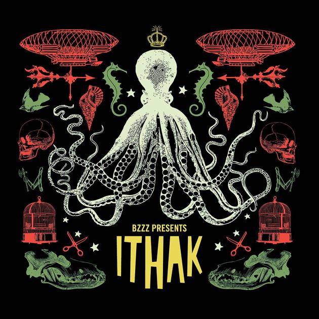 Ithak CD album cover 2015