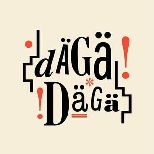 daga daga poetry event logo