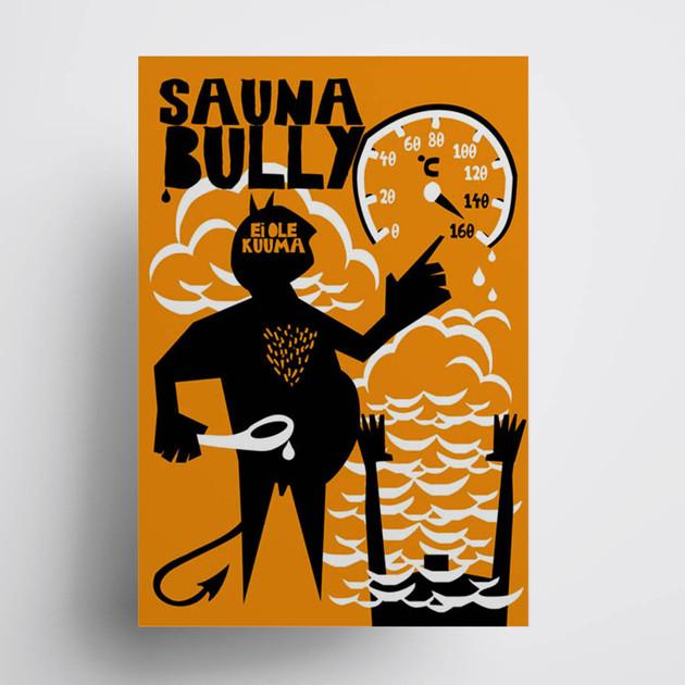Sauna Bully / heat worshipper