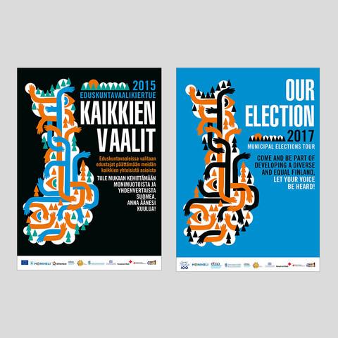 Our election / Kaikkien Vaalit