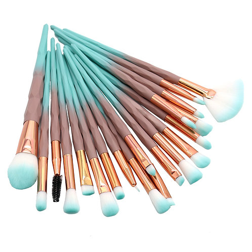 SinSo 4/10/20Pcs Professional Make up Brushes For Makeup Brushes Set Tools Found