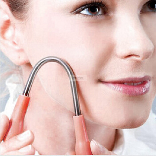 1pc women Face Hair Removal Stick facial care product Micro Spring Epilator