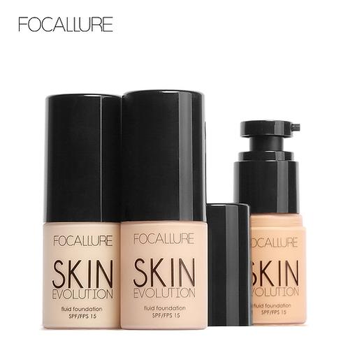 FOCALLURE Face Makeup Base Face Liquid Foundation BB Cream Concealer Foundation