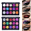 Thumbnail: 15 Color Eye Shadow Masonry Eye Shadow Palette Makeup Palette Make Up palette