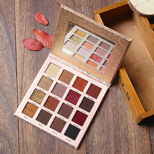 IMAGIC New Arrival Charming Eyeshadow 16 Color Palette Make up Palette Matte