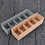Thumbnail: 5 Cells Plastic Organizer Storage Box Tie Bra Socks Drawer Cosmetic Divider
