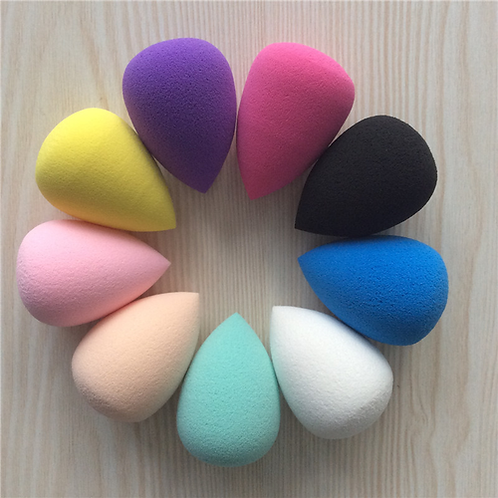 1pcs Smooth Cosmetic Puff Dry Wet Use Makeup Foundation Sponge Beauty Face Care