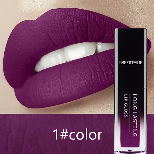 24 Color Liquid Lipstick Waterproof Makeup Long Lasting Mate Make Up Nude Lip