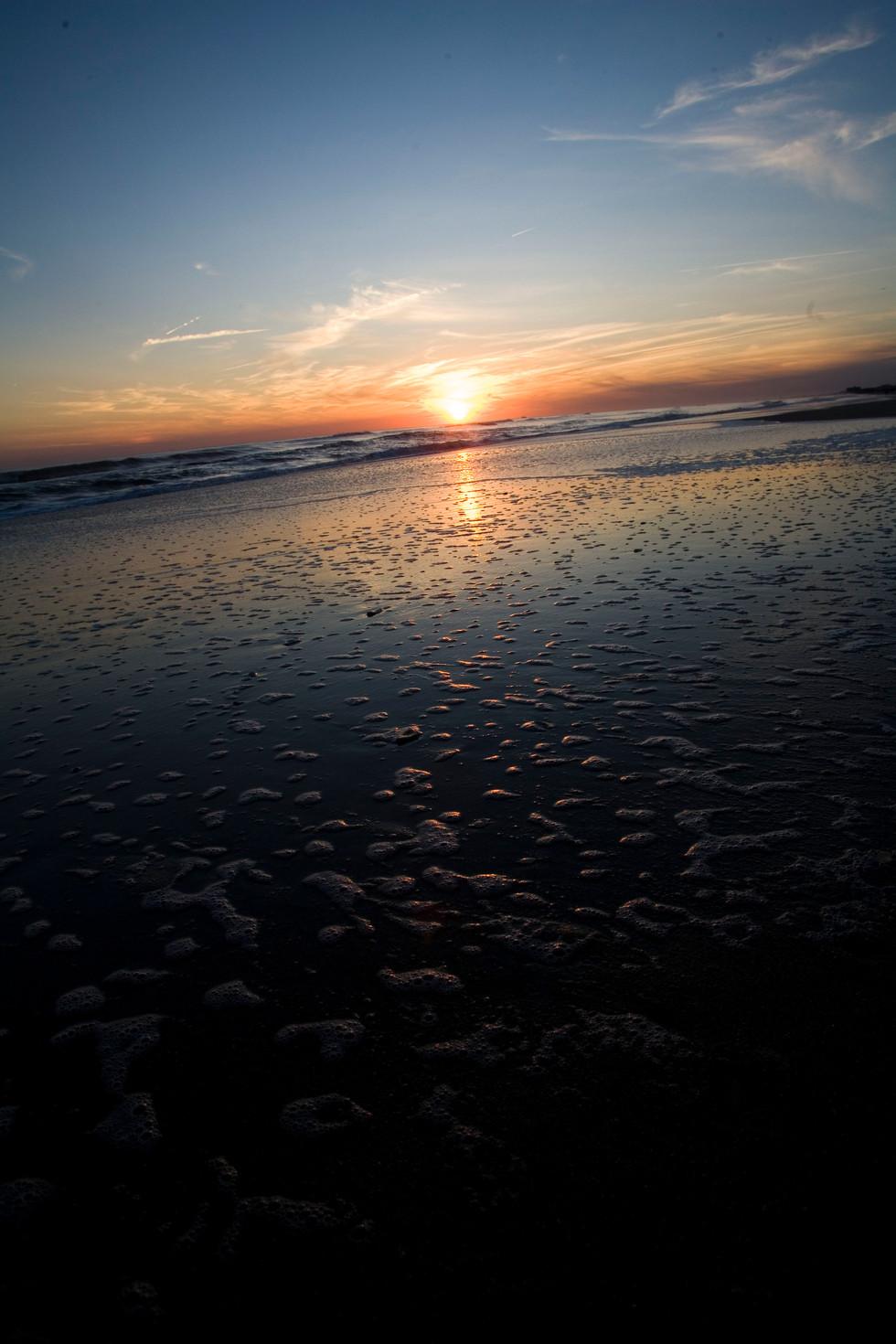 Atlantic Beach, Sunset Photography