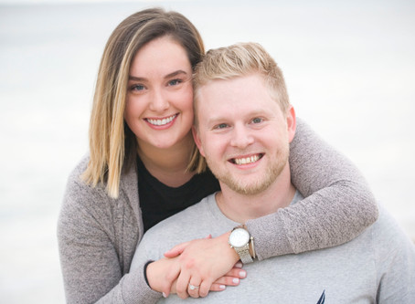 October 2019- Surprise Engagement Session!!