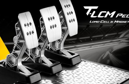 Thrustmaster announces brand new pedals, the T-LCM.