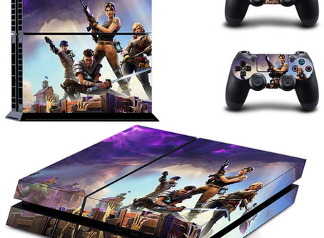 10 Pop-Culture Skins for your PS4