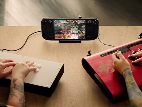 Is the Steam Deck compatible with your controller?