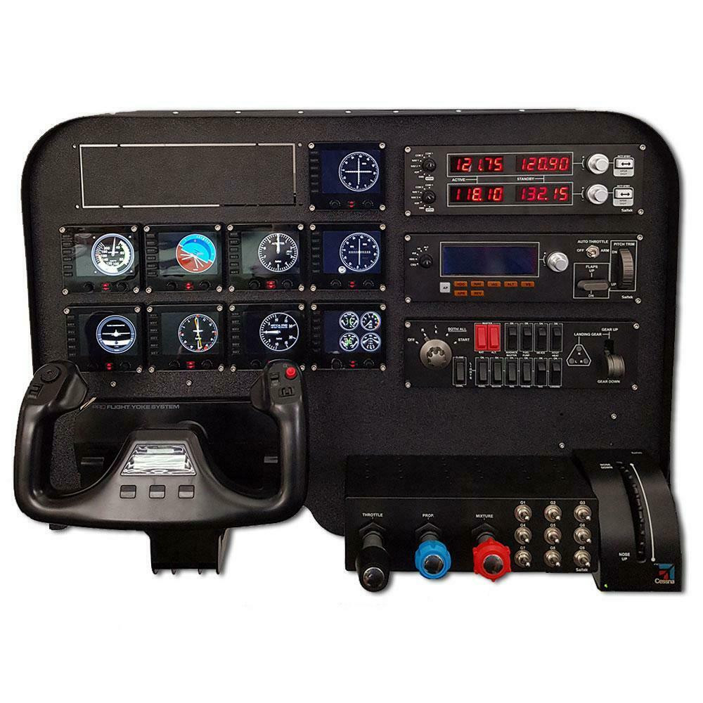 A picture of the FV1 - Legacy Cockpit Panel Flight Simulator Kit