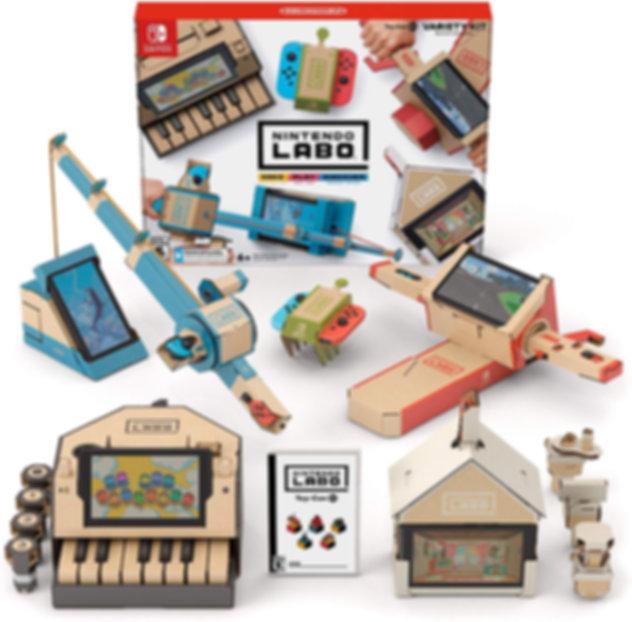 Variety Kit for th Labo