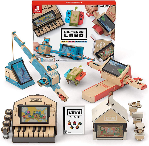 Variety Kit for th Labo
