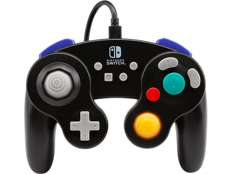 PowerA has a good alternative to the GameCube controller for the PC and Switch
