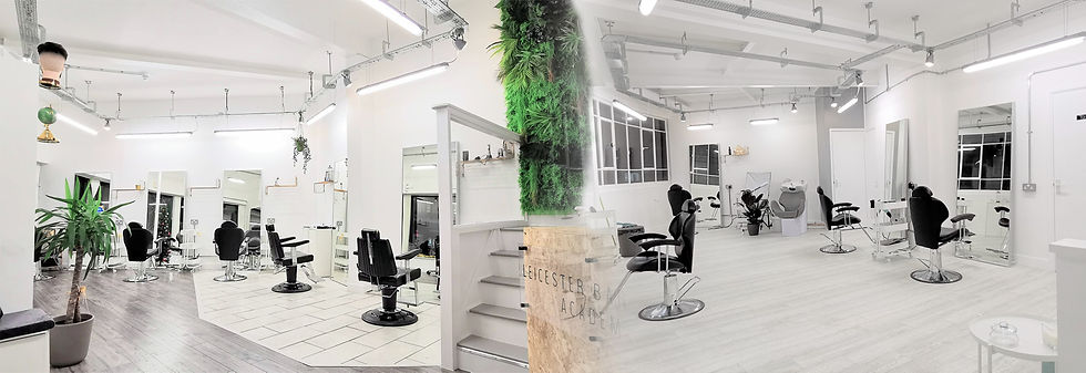 leicester barbershop - barbering academy