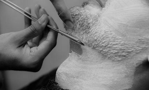 Barbering - Shaving - Cut Throat Razor