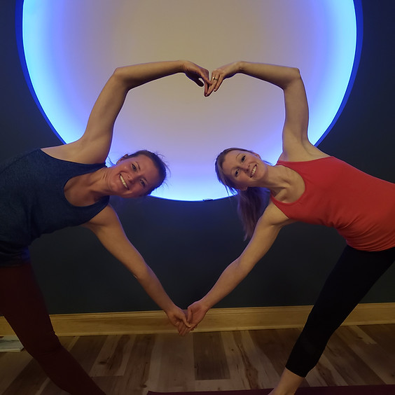 Friday**Partner Yoga Fun Flow