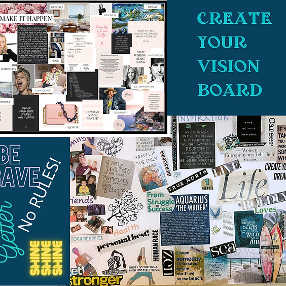 Create Your Vision Board