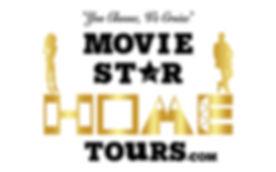 Movie Star Home Tours Logo