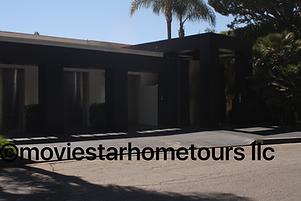 Keanu Reeves celebrity home in Hollywood Hills