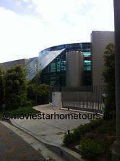 Former Justin Bieber celebrity home in Beverly Hills
