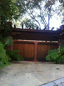 Brad Pitt celebrity home in Hollywood Hills