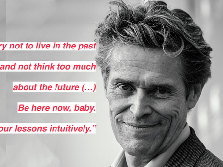 MovieMasters Monday #5: Willem Dafoe at VF.