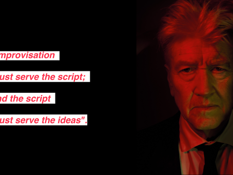 MovieMasters Monday #1: David Lynch at QAGOMA.