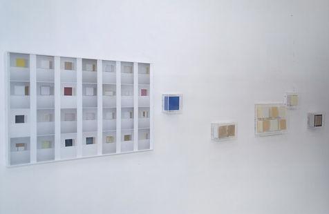 Ana Rey. Série Caixa Preta. (2011- ...) Fotografia - Encáustica sobre tela. Fotografia Daumer de Giuli.
