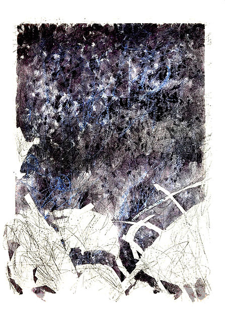 Sem título. Aquarela. 2020. 70 x 50 cm