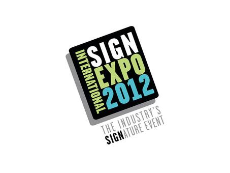 ISA International Sign Expo 2012