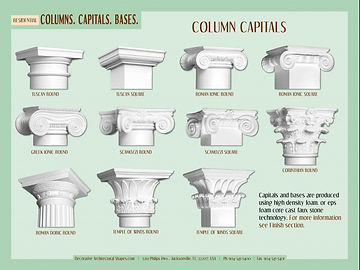 RESIDENTIAL Capitals Bases a