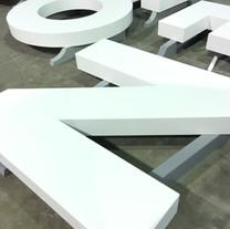 Plastic Letters & Logos