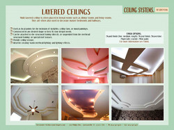 RESIDENTIAL ceilings 2