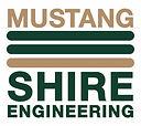 Mustangshire Engineering Logo