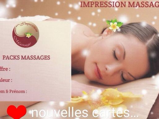 Packs Massages