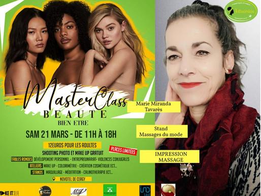 """""""MasterClass Beaute et Bien-Etre"""