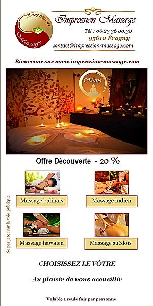 massage abhyanga, indien, massage balinais, massage suédois, val d'oise, 95, massage détente, confort, relaxation, offre découverte -20%,