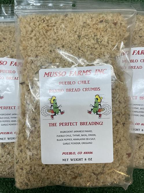 Pueblo Musso Panko Bread Crumbs